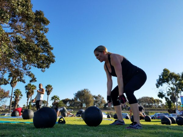 Wired Fitness San Diego Bootcamp Fitness Classes