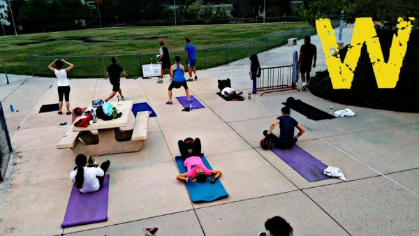 carmel valley outdoor fitness bootcamp