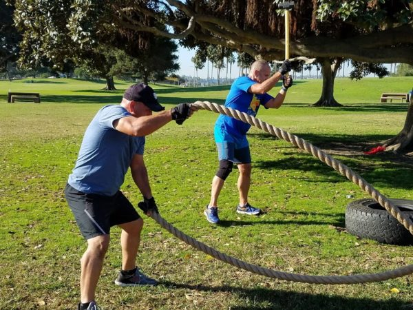 wired fitness san diego outdoor bootcamp fitness classes mission bay