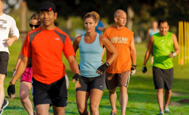 Allied Gardens & San Carlos Outdoor Fitness Classes Starting April 2018