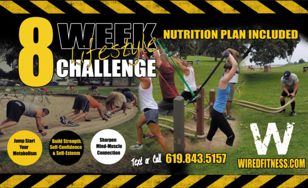 Jump Start Your Metabolism   8 Week Lifestyle Challenge