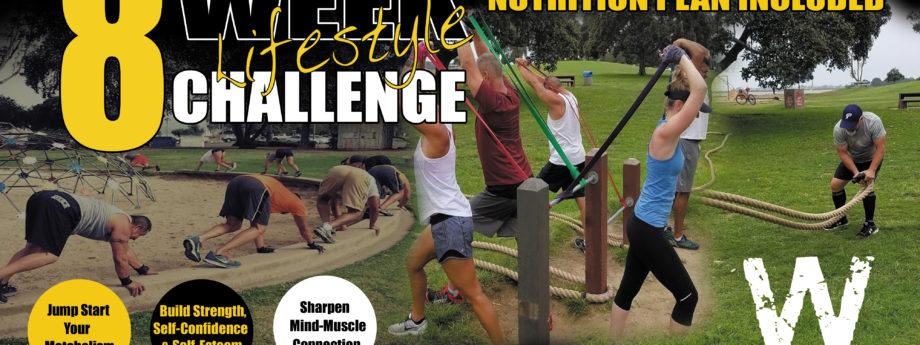 8 Week Lifestyle Challenge